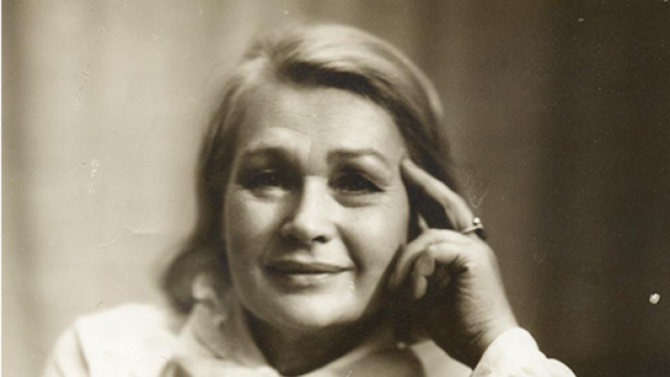 Нина Архипова актер