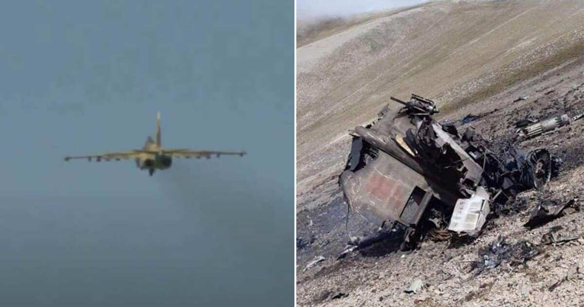 Ереван обвинил Баку в передаче Турции управления воздушной операцией в Карабахе