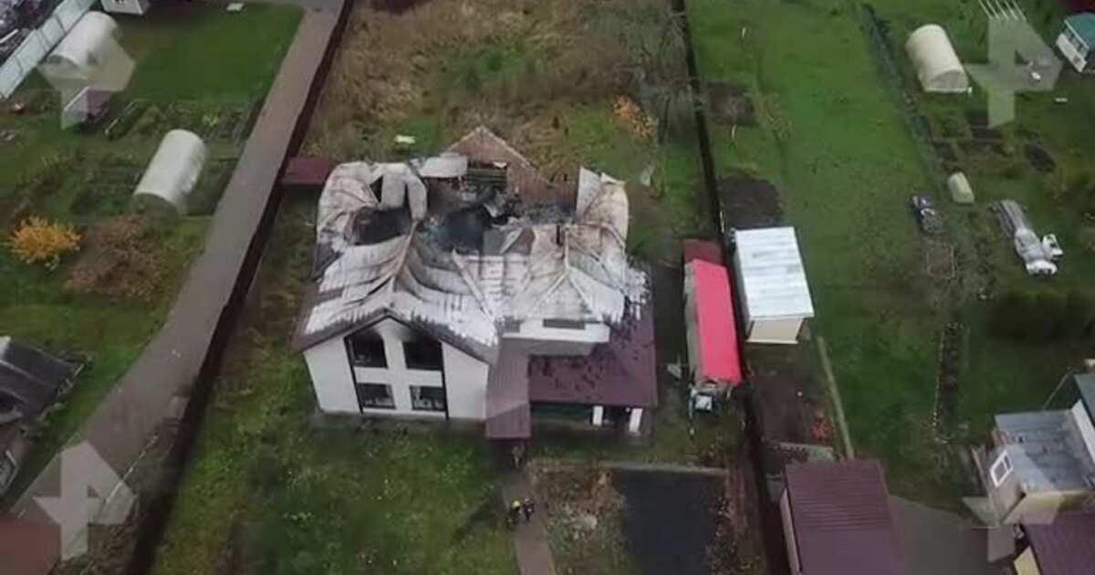 сгорел дом по вине соседей