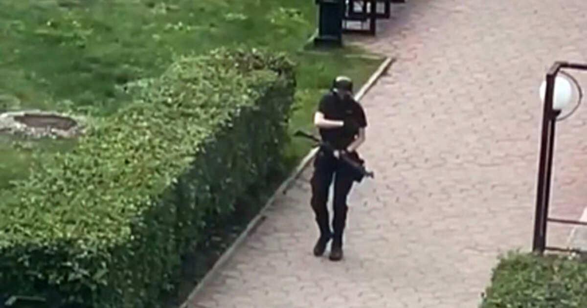 Устроивший стрельбу в пермском вузе студент пришел в сознание