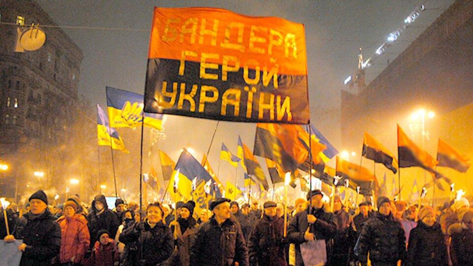 Time: Украина - главный источник ультраправого экстремизма в мире