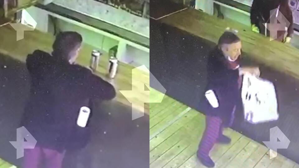Камеры сняли, как Ефремов покупал алкоголь в пивнушке до пьяного ДТП