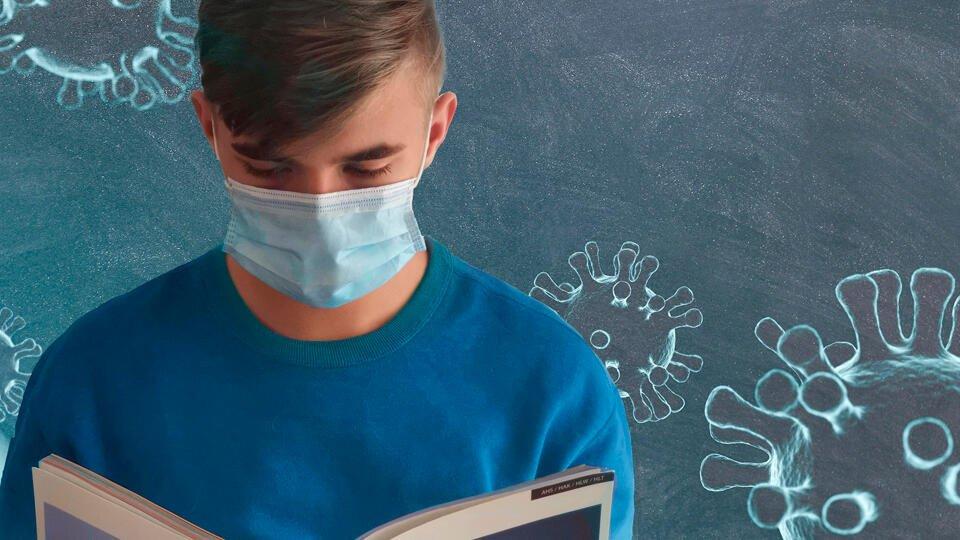 Бесплатное тестирование на COVID-19 начинается в 10 московских школах