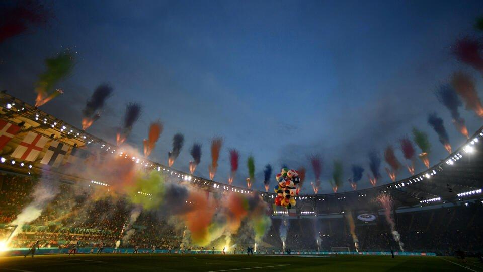 В Италии состоялась церемония открытия Евро-2020