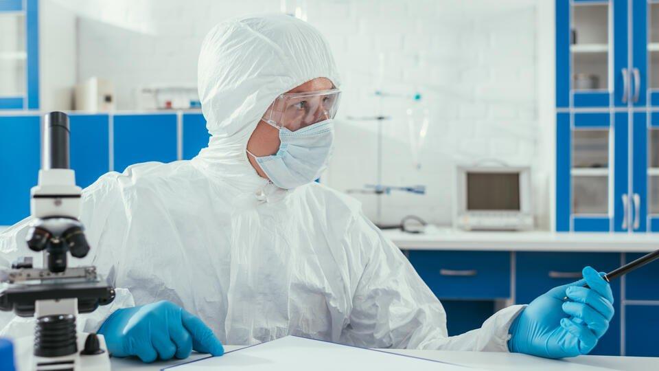Более 38,4 млн тестов на коронавирус проведено в России
