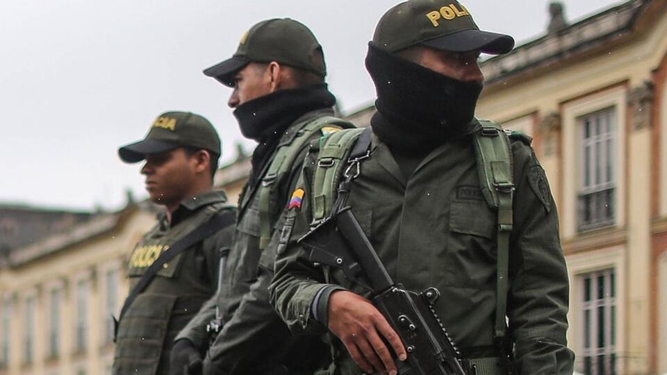 В Венесуэле изъяли 9 тонннаркотиков на границе с Колумбией