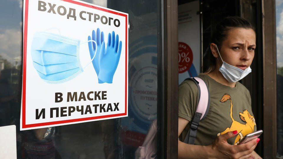 В Петербурге ужесточат ограничения из-за коронавируса