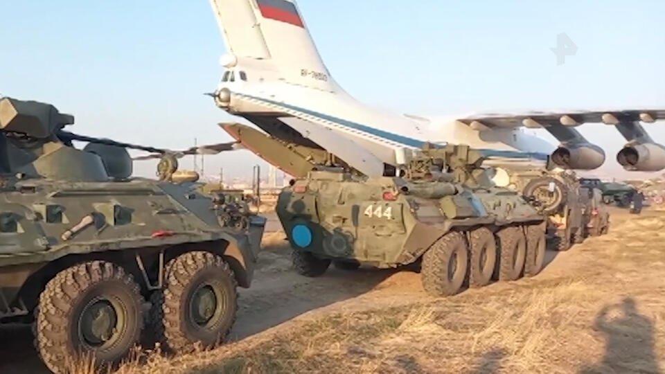 Россия развертывает миротворцев: как будет работать миссия в Карабахе