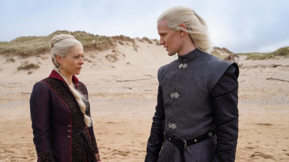 """Появились первые кадры со съемок приквела """"Игры престолов"""""""