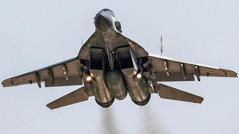 Стали известны обстоятельства крушения МиГ-29 под Астраханью