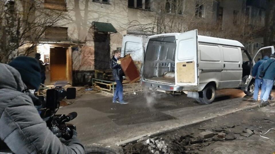Тела трех зверски убитых женщин нашли на месте пожара в Архангельске