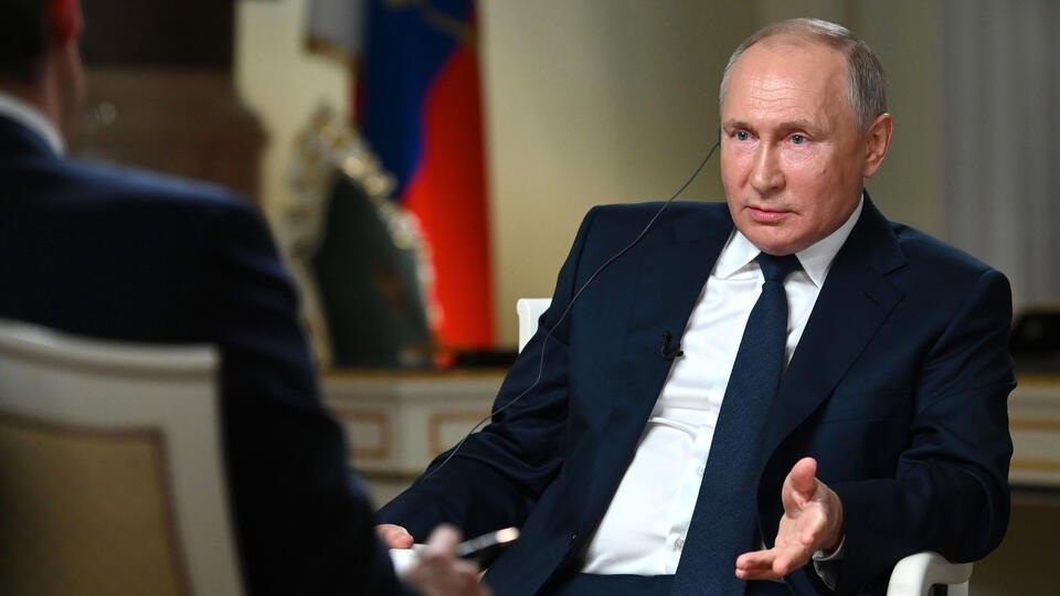 Путин: в России ничего не рухнет после смены президента