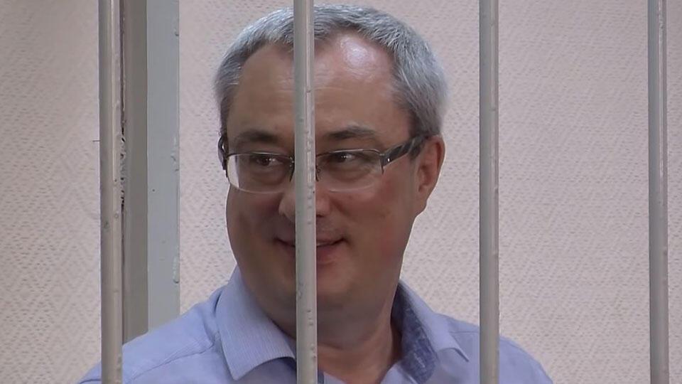 СК предъявил осужденному экс-главе Коми Гайзеру новое обвинение