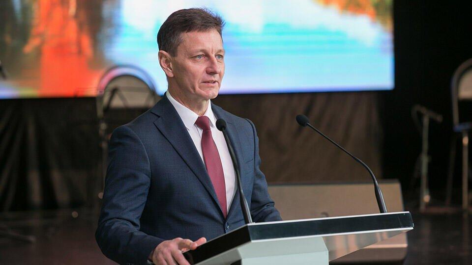 Во Владимире не опровергли, что Сипягин уехал лечиться в Москву