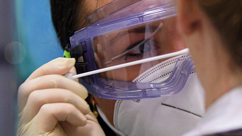 Врачи выявили нетипичный симптом коронавируса