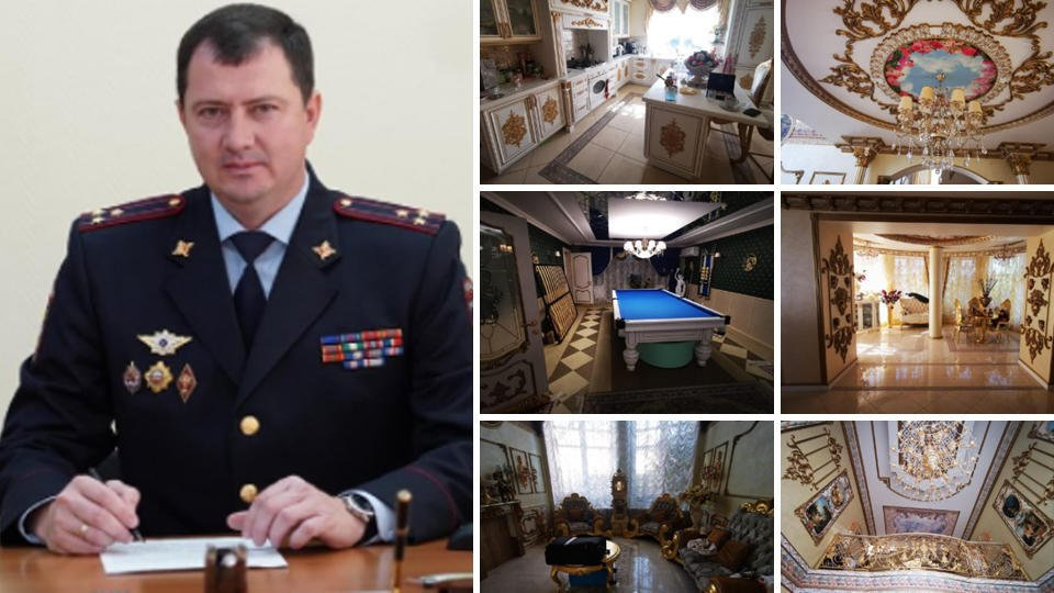 """""""Золотой полковник"""" Сафонов """"отрекся"""" от роскоши и попал под арест"""