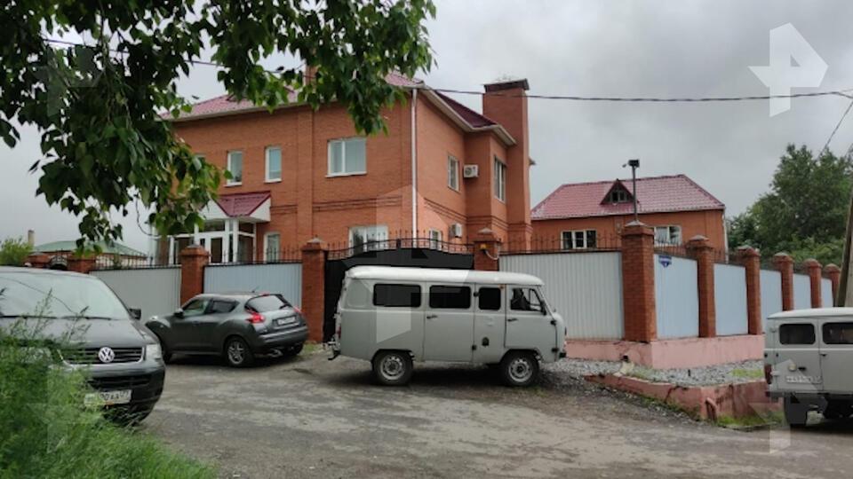Фото: ФСБ оцепила дом губернатора Фургала
