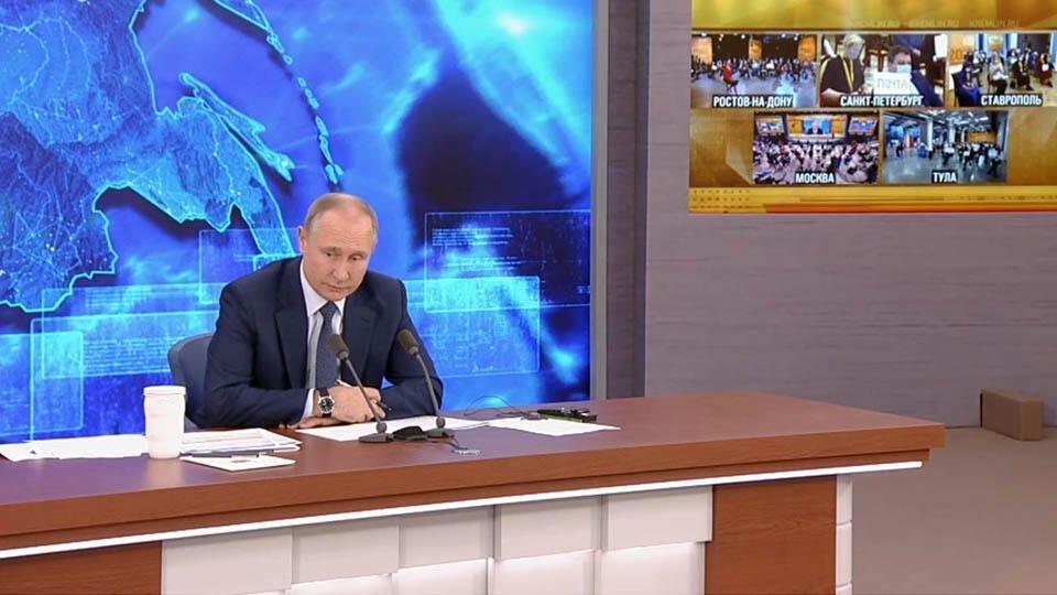 Путин назвал условие для индексации пенсий работающим пенсионерам