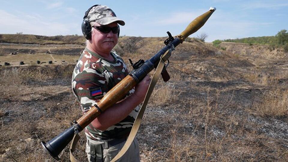 """Один день в Донецке с американским """"террористом"""""""