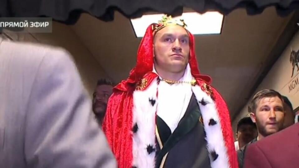 Фьюри о триумфальной победе над Уайлдером: Король вернулся
