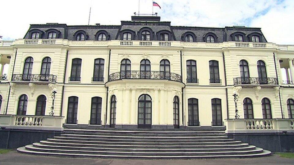Посольство России в Праге теперь находится на площади Немцова