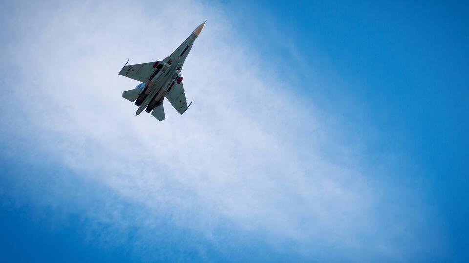 В России создадут универсальный двигатель для Су-27, Су-30 и Су-35