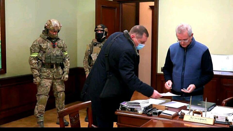 Губернатор Пензенской области подозревается в получении крупной взятки
