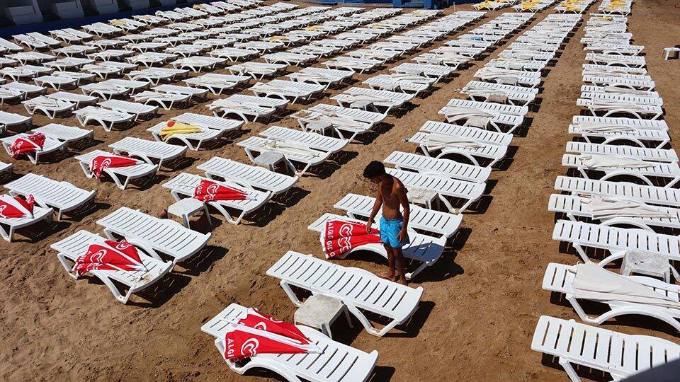 Турция ожидает 15 млн иностранных туристов до конца года
