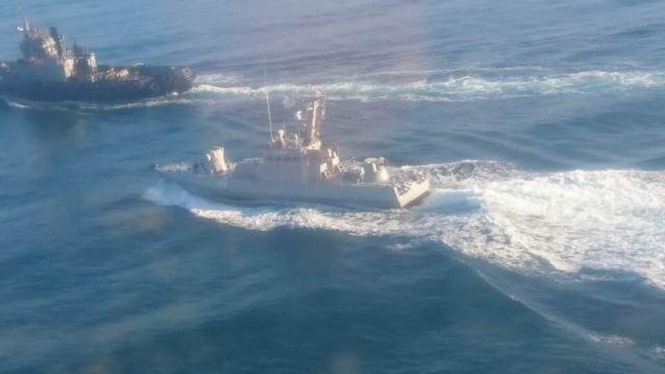 В ФСБ рассказали, куда отправят задержанные украинские корабли
