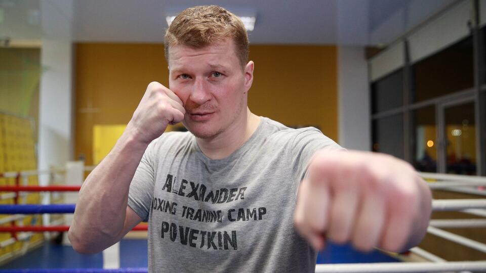 Откровенное интервью боксера Поветкина: Он вызывает у меня ненависть
