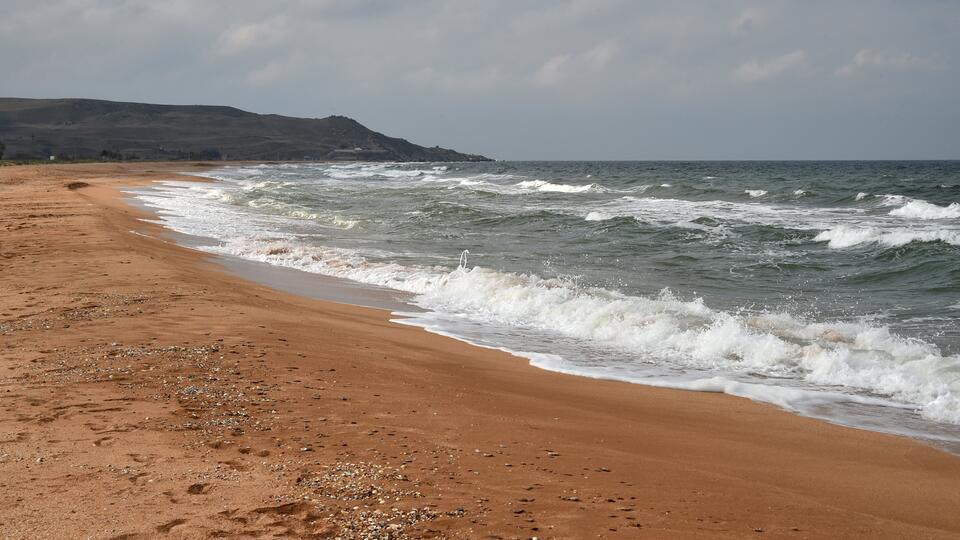 Пресную воду для Крыма будут искать в Азовском море