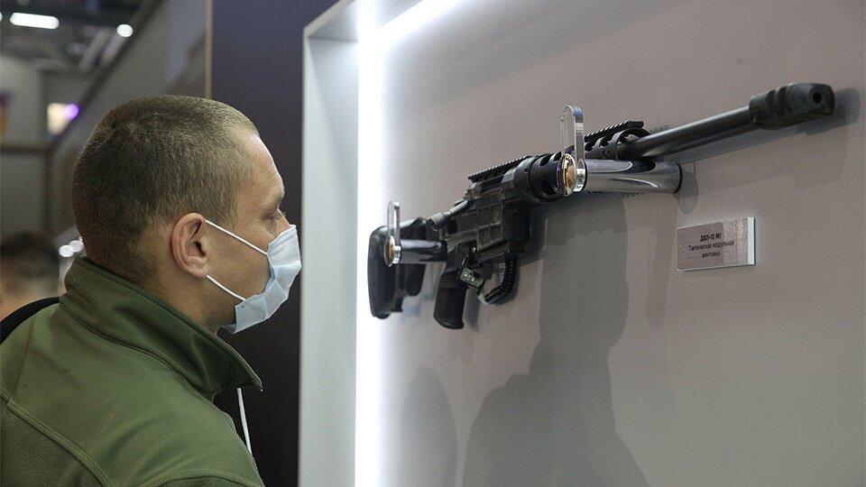 Закон об усилении контроля за оборотом оружия прошел первое чтение