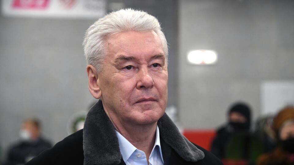 Собянин заявил о спаде пандемии коронавируса