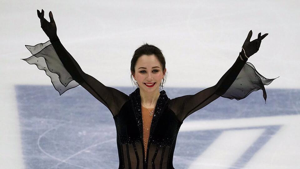 Туктамышева готова прыгать четверной лутц и мечтает об Олимпиаде