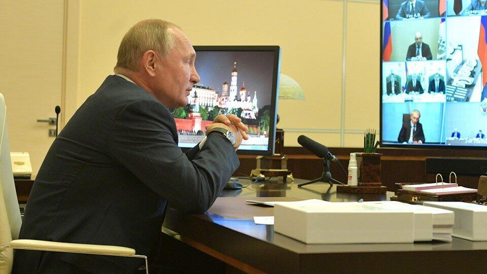 Путин обсудил с наследным принцем Саудовской Аравии сделку ОПЕК+
