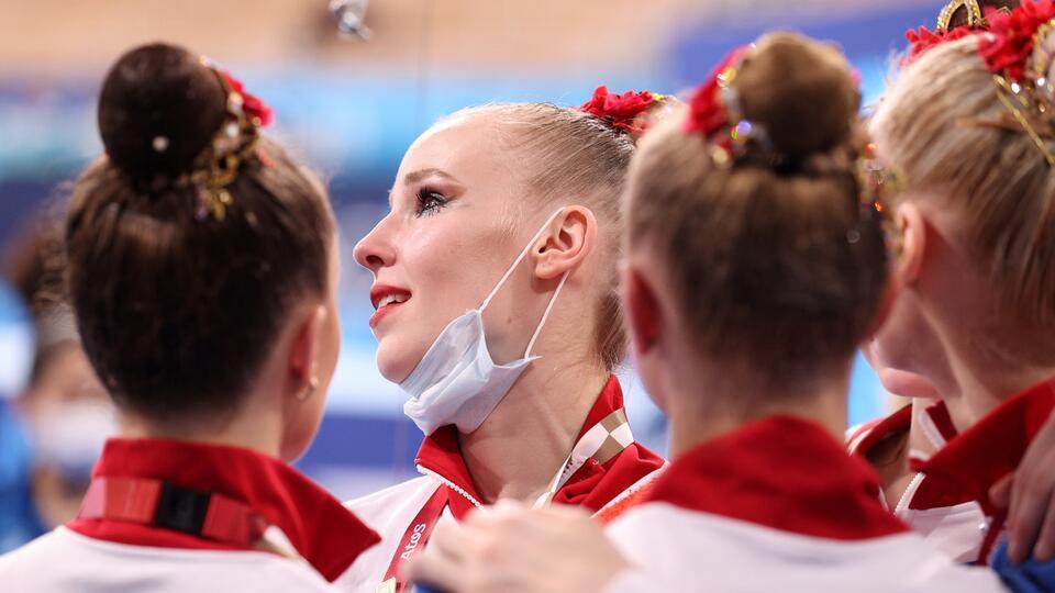 Донскова о выступлении наших гимнасток в Токио: был моральный прессинг