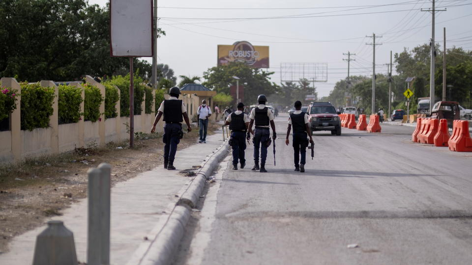Наемники пытали президента Гаити перед убийством