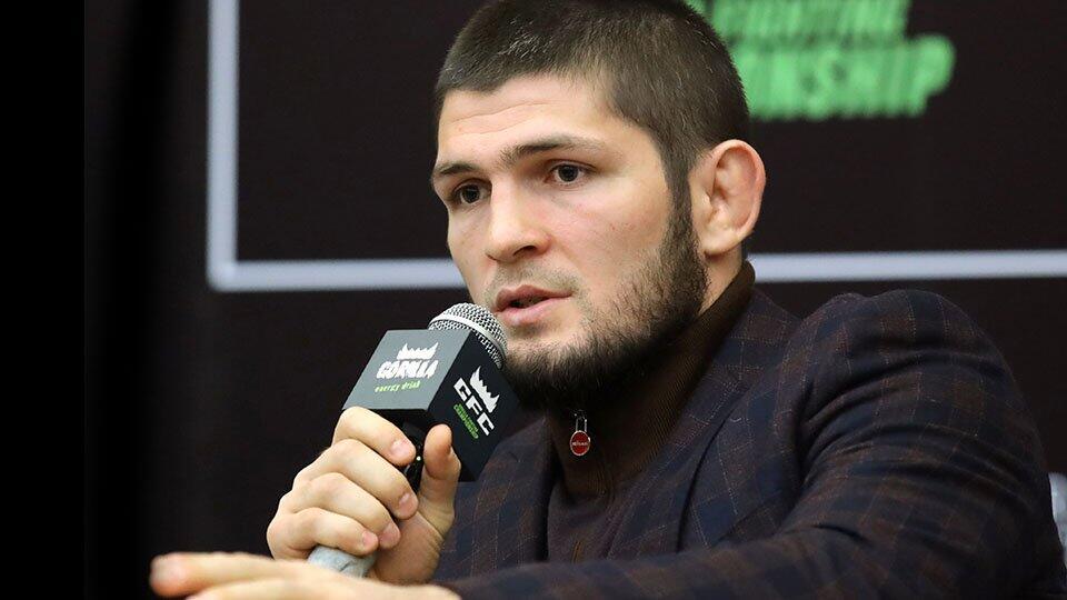 Нурмагомедов заявил о возможной отмене боя с Фергюсоном из-за COVID-19