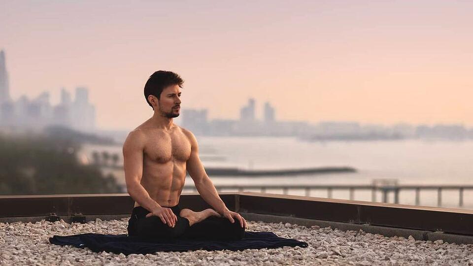 Павел Дуров выложил первое за три года фото в Instagram