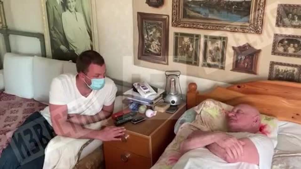 Ухудшилось состояние ветерана ВОВ, которого оскорбил Навальный