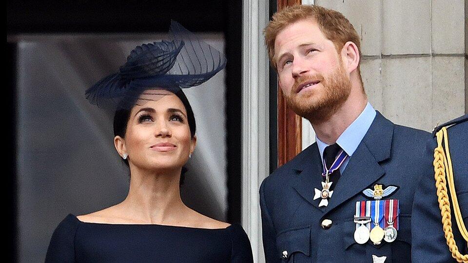 Меган Маркл запретила принцу Гарри навестить больного отца