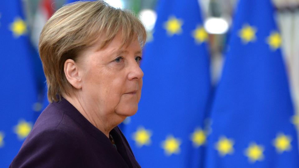 Меркель рассказала о трудностях выстраивания сотрудничества с США