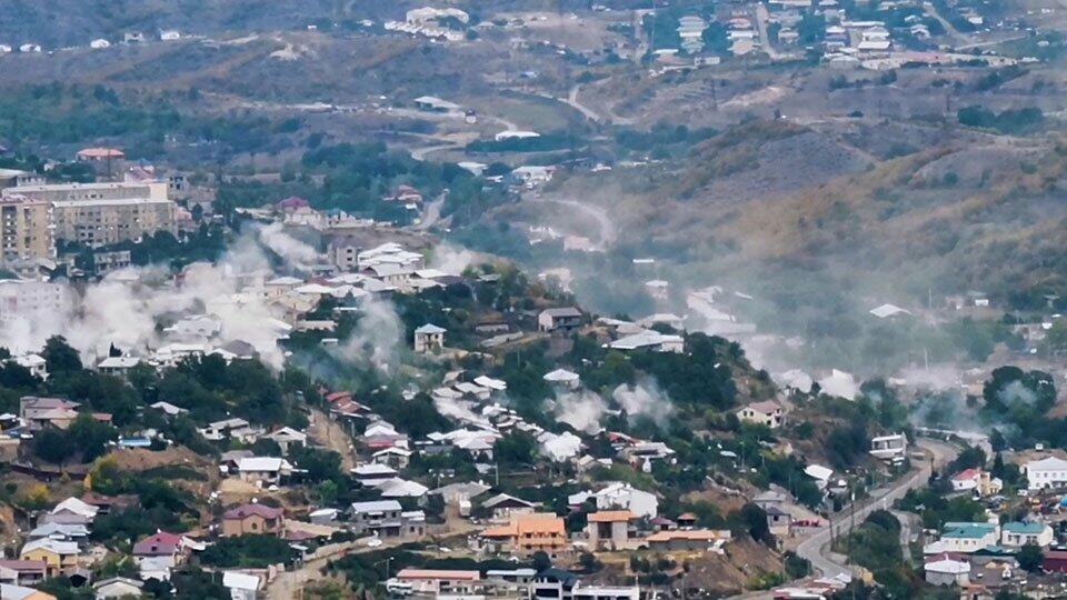 В СВР заявили, что в Карабах стягиваются наемники с Ближнего Востока