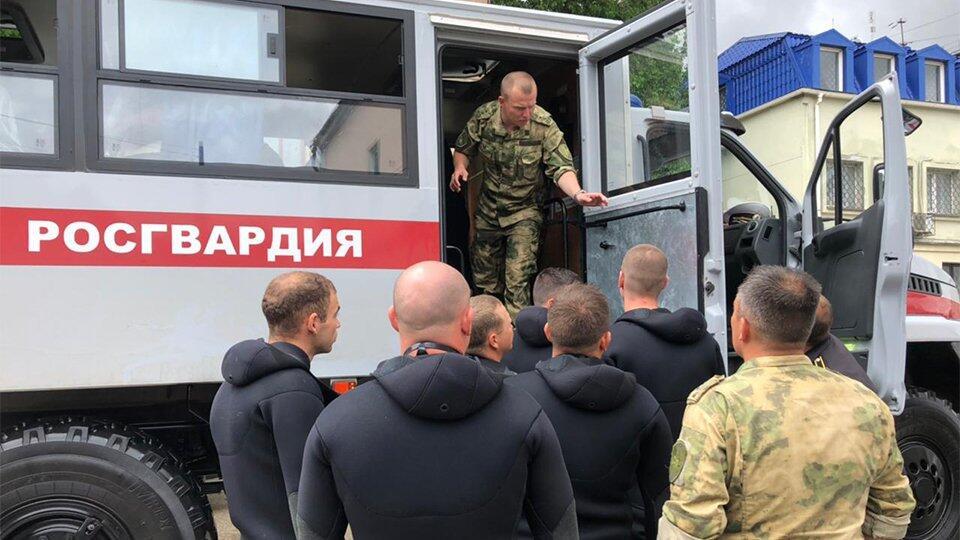 """В Керчи из-за """"дождевого монстра"""" эвакуируют жителей"""