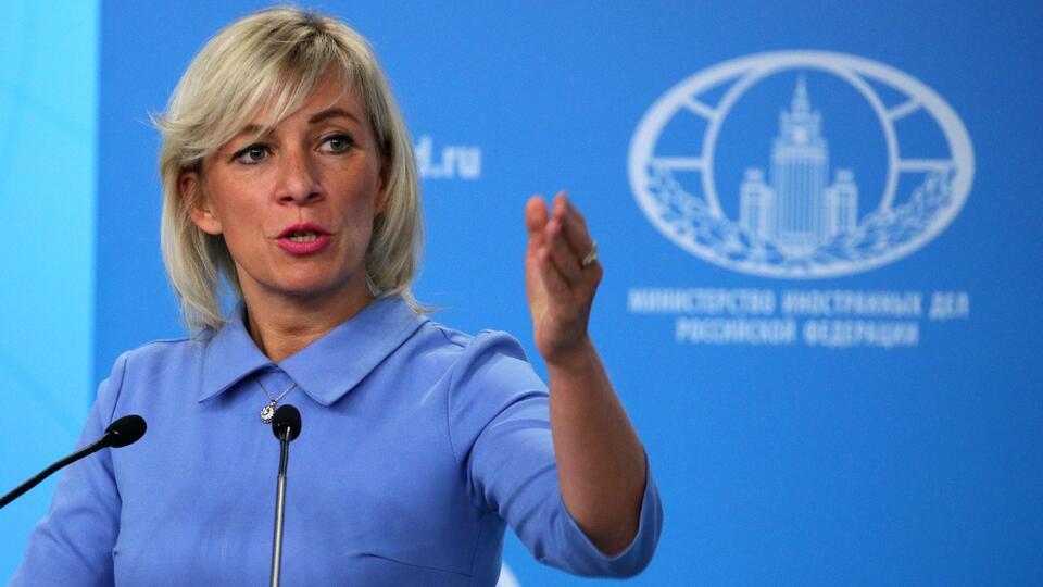 Захарова осудила НАТО за обман международного сообщества