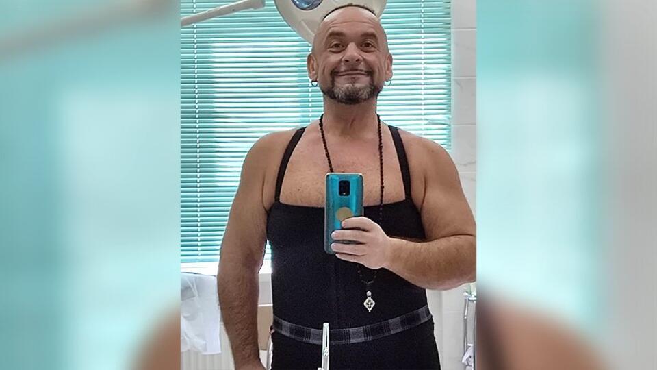 """Балерунчик: звезда """"Кривого зеркала"""" поделился результатами похудения"""