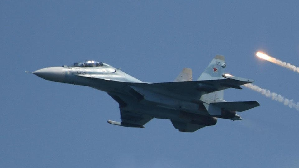 Сработала пушка: запись переговоров пилотов во время крушения Су-30