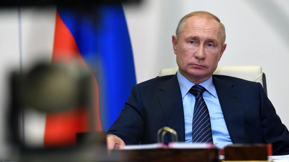 Путин информировал Эрдогана о деятельности миротворцев РФ в Карабахе