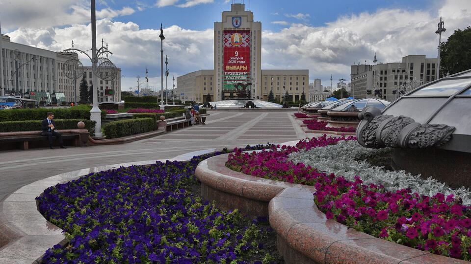 Наблюдатели из Госдумы не нашли нарушений при голосовании в Белоруссии