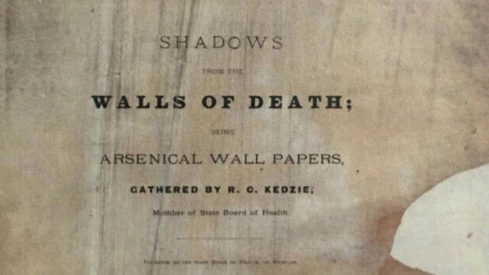Опасные страницы: в США нашли книгу, способную убить буквально